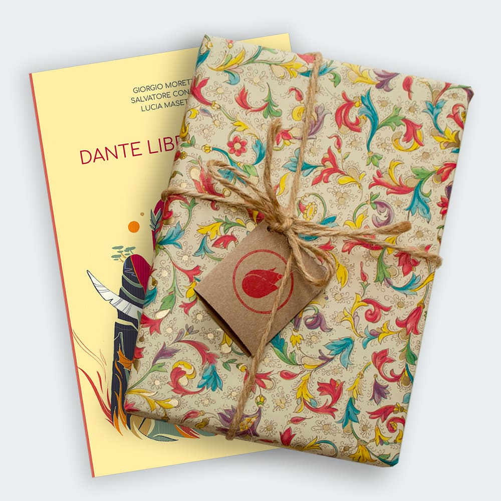 Dante libera tutti - confezione regalo